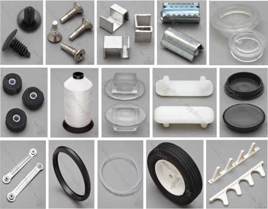 Parts and supplies for outdoor chairs