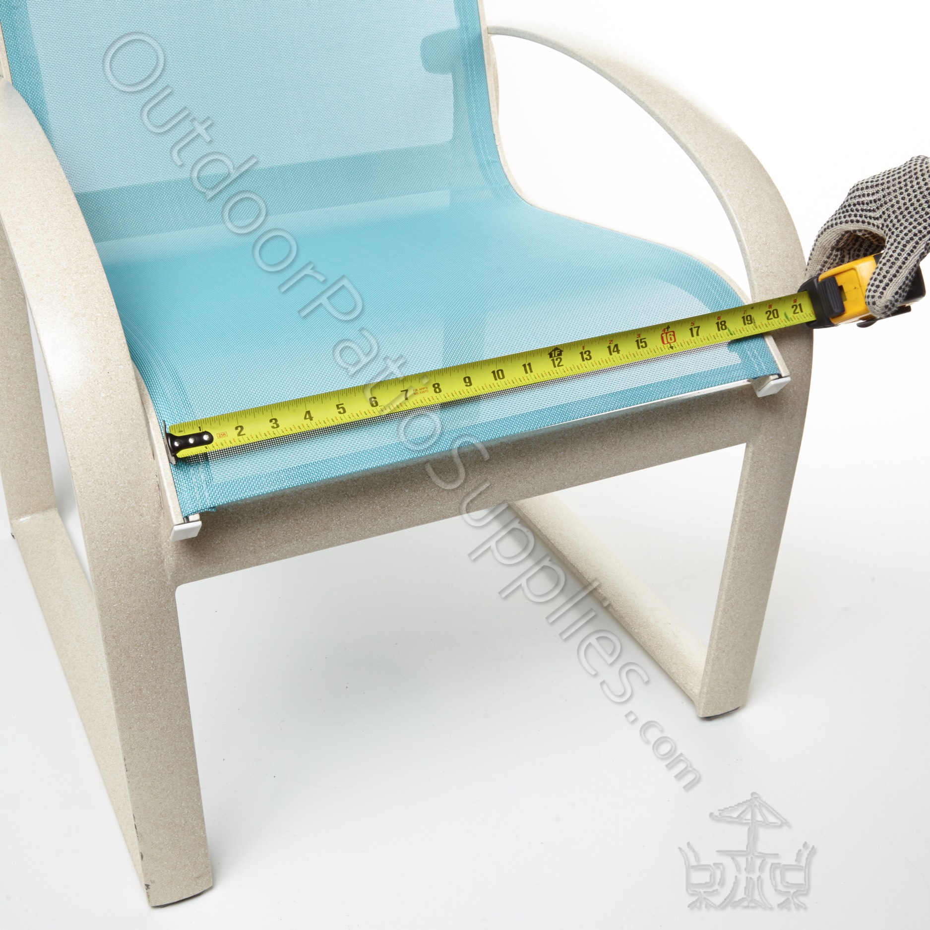 how to measure one piece sling